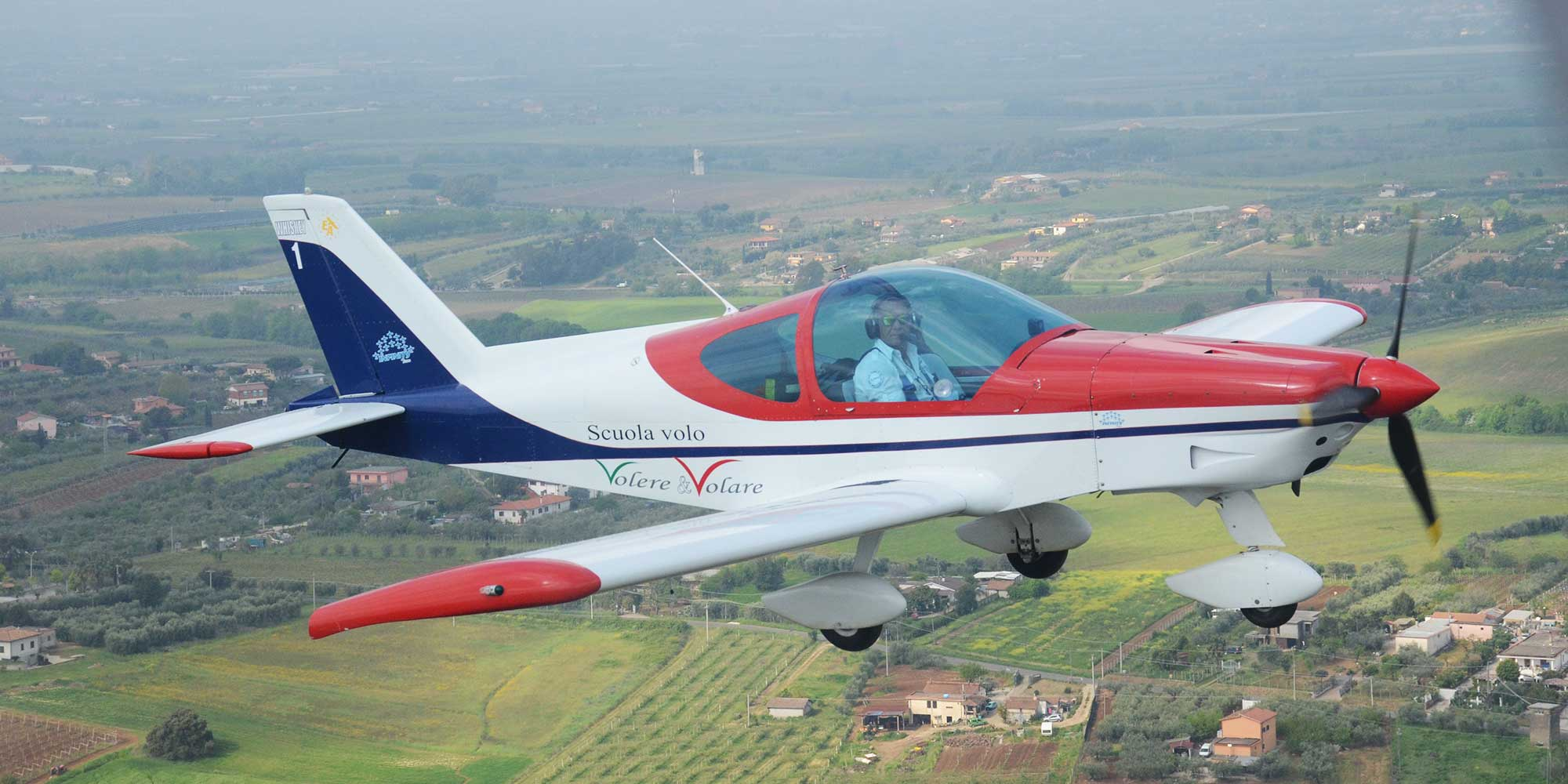 scuola droni pilota aereo