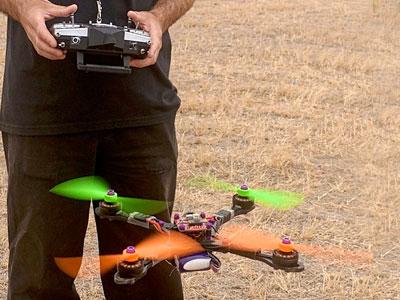 scuola droni corso istruttori